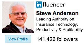 Influencer - Steve Anderson