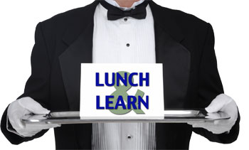 Lunch and learn training programs