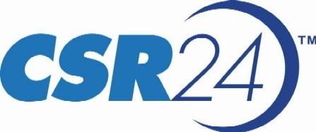 CSR24 logo