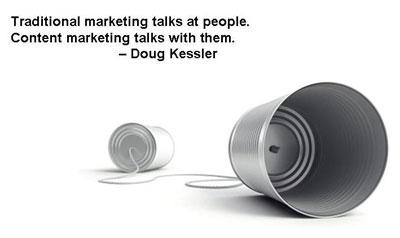 Doug Kessler on Content Marketing
