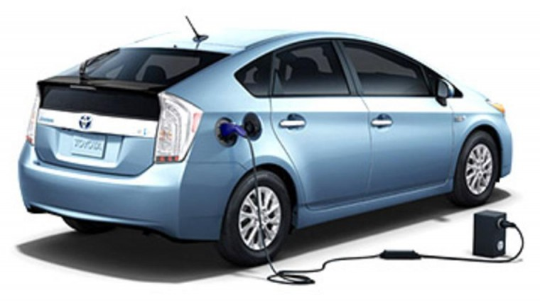 Google Toyota Prius hybrids