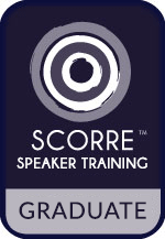 SCORRE Speaker Training Graduate