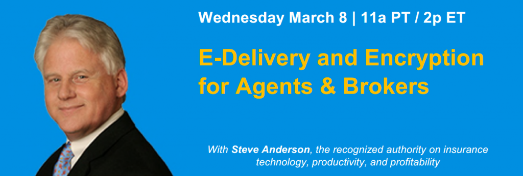 Webinar: E-Delivery and Encryption