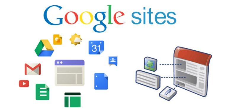 How to Build Free Agency Websites Using Google Sites | Steve