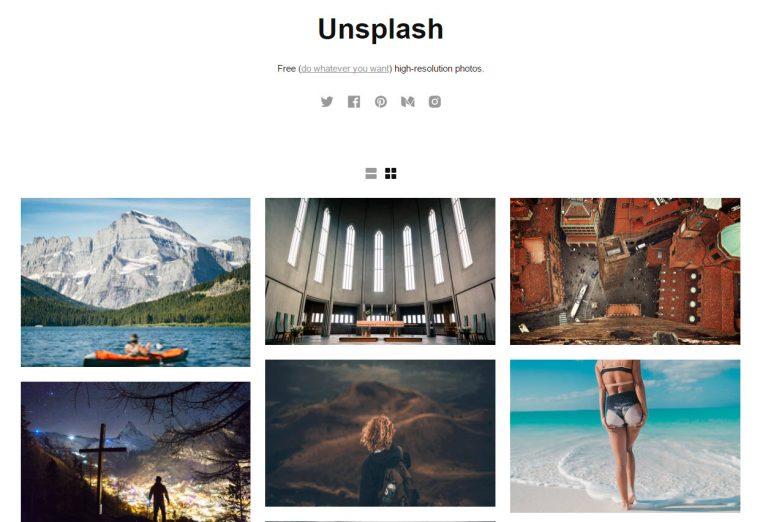 Unsplash-Free-Photos