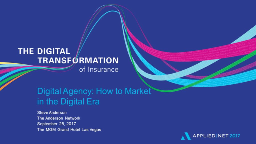 Applied Net: How to Market in the Digital Era