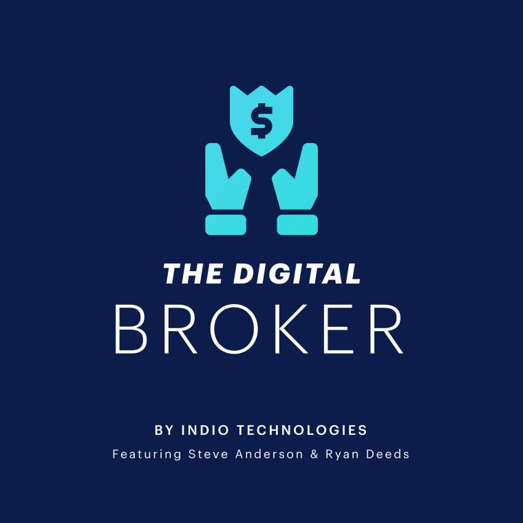The Digital Broker Podcast Logo