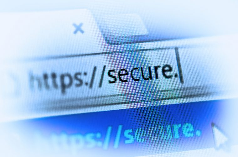 SSL Security Certificate