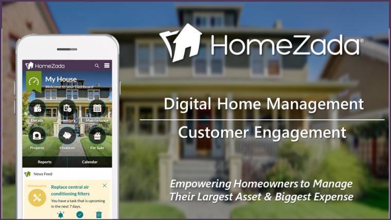 HomeZada Insurance Inventory App