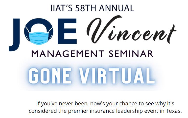2021 IIAT Joe Vincent