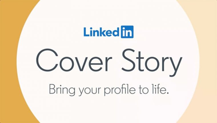 LinkedIn cover story